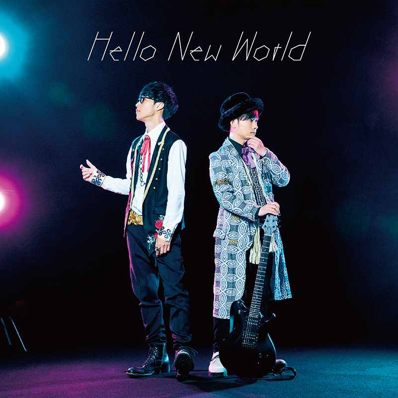 1st Album『Hello New World』初回限定盤